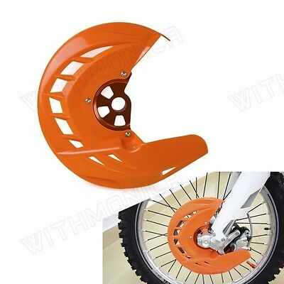270mm Front Disc Cover Protector For 03-14 KTM EXC/EXC-F/SX/SX-F/XC/XC-F 125-530
