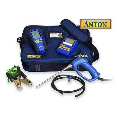 Anton Sprint eVo 2 Kit 1 Gas Analyser with printer and certificate **NEW**