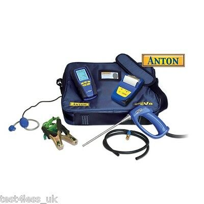 Anton Sprint eVo 3 Kit 2 Bluetooth Gas Analyser with certificate **NEW**