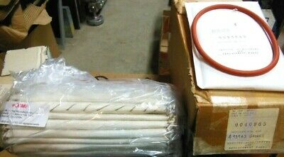 Kemp Filter Particulate Element Cartridge And Gasket 0040985 0093943 * (NEW)