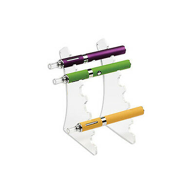 6 Slot Acrylic Pen Display Stand - Pen Step Holder