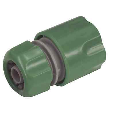 Female Hose Fitting Universal Snap Action Garden Connector Water Tap Adapter