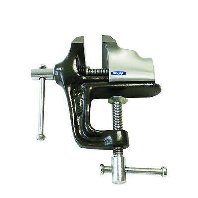 """Mini Bench Vise 2"""" With Clamp Jewelry Making Beading Tool, Electronics"""