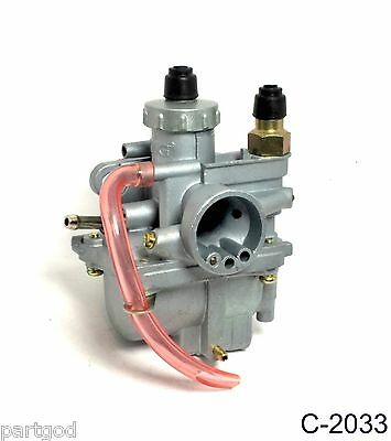 20MM Carburetor for Chinese Geely Qingqi 50cc Scooter 2 Stroke Carb US Seller!!