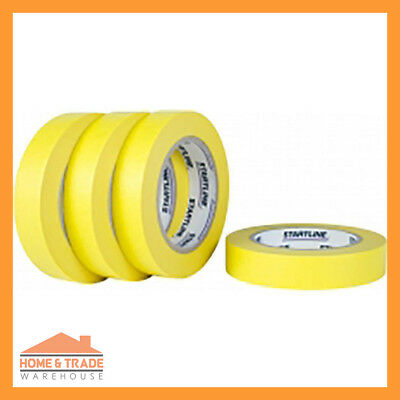 Masking Tape Automotive Startline High Temp 24mm Box 40 Spray Painting Bodyshop