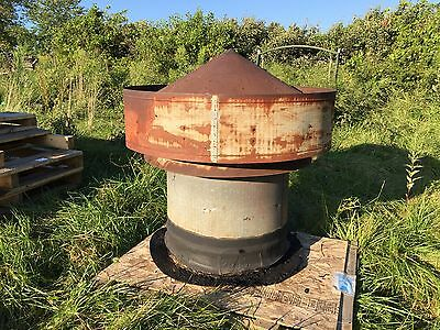Antique Roof Vent Cupola