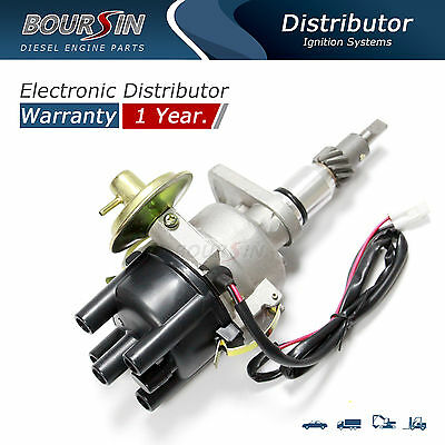 Electronic Ignition Distributor For Toyota Corolla Starlet 3K 4K 5K 1.2L 1.3L