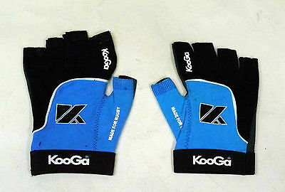 KooGa DG Wet Grip Glove Rugby Senior Large XL Adults Mens Improves Grip Dry Wet