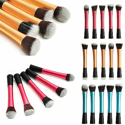 Best 1pc Technique Type Pro Make up Brush Foundation Blusher Face Powder Brushes