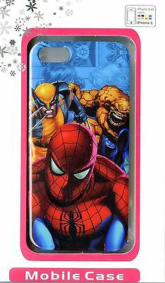New Deluxe hard case for Iphone 5 5s Marvel Spiderman #1