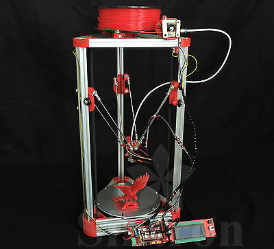 [Sintron] 3D Printer Kossel Mini Full Kit w/ Auto level for RepRap Rostock Delta
