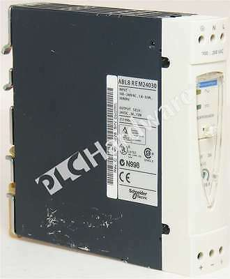 Schneider Electric ABL8REM24030 Power Supply 100-240V AC In 24V DC 3A Out