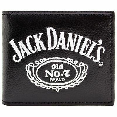 New Official Cool Jack Daniels Tennesse Whisky Bi-Fold Wallet