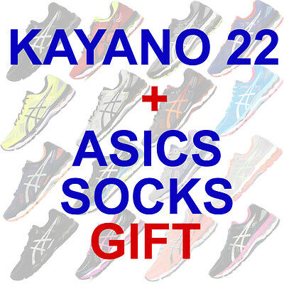 Asics Gel Kayano 22 Mens / Womens Running Shoes + Return To Sydney