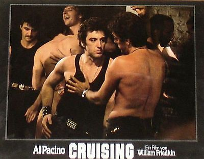 CRUISING - Lobby Cards - GAY - Al Pacino, William Friedkin - VERY RARE