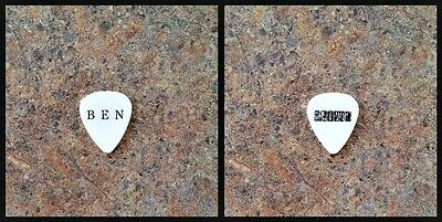Ben Harper 2007 Lifeline Tour Guitar Pick
