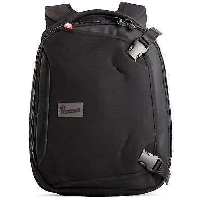 "New Crumpler Dry Red No.5 15"" Laptop Backpack - Black"