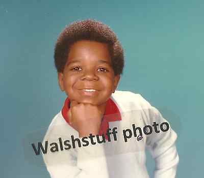 """Gary Coleman, Star of """"Different Strokes"""" NBC-TV Show 8x10 B&W Photo"""
