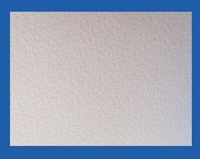 50 x A6 WHITE HAMMER CARD-IDEAL FOR WEDDING INVITES ETC