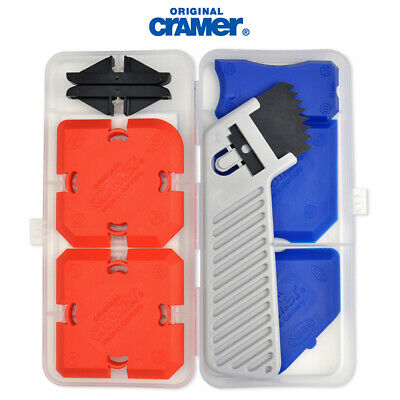 Original Cramer FUGI 5 Kit 5 Piece Grouting & Silicone Profiling Applicator Tool