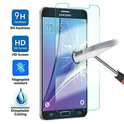 Tempered Glass Protective Screen Protector Film for Samsung Galaxy Note 5