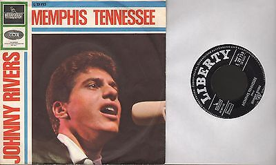 7´- Johnny Rivers - Memphis Tennessee