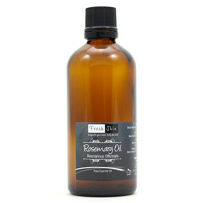 50ml Rosemary Pure Essential Oil - 100% Pure, Certified & Natural - Aromatherapy
