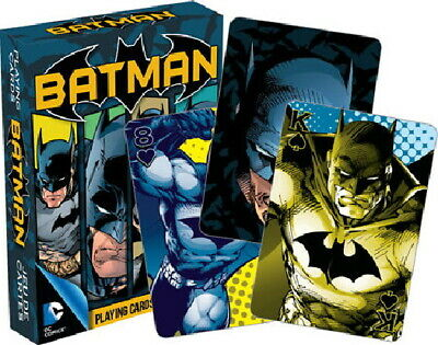 DC Comics The Joker Comic Art Illustrated Playing Cards 52 Images NEW SEALED