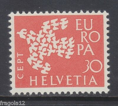 Switzerland 1961 - Europa - C. 30 - Mnh