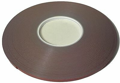 """SK MAX EHB tape 108'X1/4"""" double sided acrylic foam automotive mounting adhesive"""