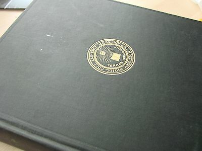 The Amherst Memorial Volume, Claude M. Fuess, Amherst College WWI, 1926