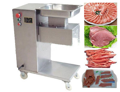 Meat cutting machine,meat cutter meat slicer,500KG output,with two sets blade
