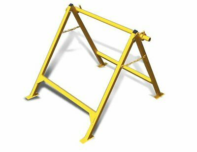 50KG Universal Cable Drum Stand Dispenser A Frame reeling SWA armoured Tuff