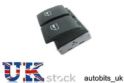 Vw Transporter T5 T6 Caravelle Electric Window Double Switch Buton Driver Side