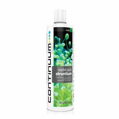 Continuum Reef Basis Strontium 250Ml Ionic Supplement Marine Aquarium Tanks