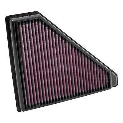 K&N Replacement Air Filter - 33-2436 - Performance Panel - Genuine Part