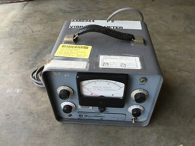 CEC Bell & Howell 1-117 Portable Vibration Meter