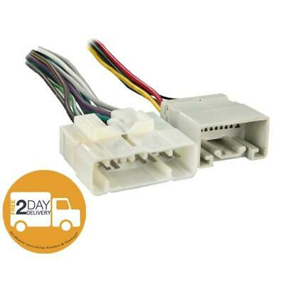 Metra 70-8116 Amp Bypass Wiring Harness for Select 2000-2011 Toyota