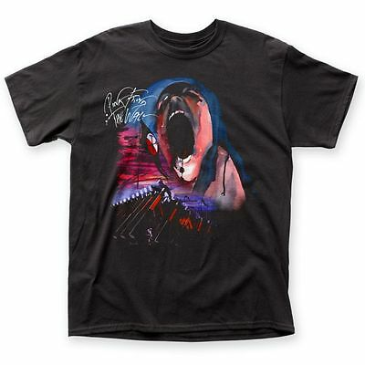 PINK FLOYD T-Shirt The Wall Marching Hammers SCREAM Black New Authentic S-2XL