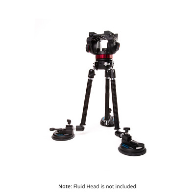 Camtree G-51 Car Suction mount Gripper for dslr hdv camera video Camtree