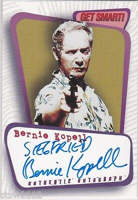 Get Smart A2 Bernie Kopell Conrad Siegfried The Love Boat Doctor Adam Bricker