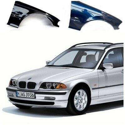 bmw 3er e46 coupe cabrio kotfl gel neu in wunschfarbe. Black Bedroom Furniture Sets. Home Design Ideas