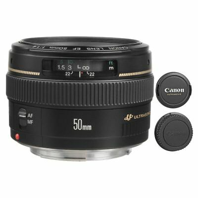 Canon EF 50mm f/1.4 USM Lens for T6S 80D 70D 6D 5DS R 5DMKIV 7D Mark II