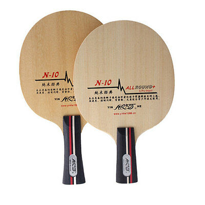 Yinhe Galaxy N-10 Table Tennis Ping Pong Blade for beginner FL 5wood LIGHT