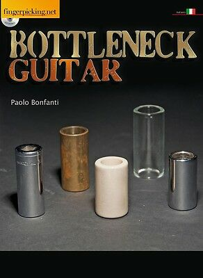 Paolo Bonfanti - BOTTLENECK GUITAR con CD