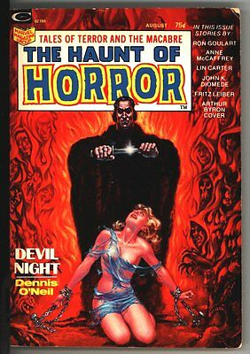THE HAUNT OF HORROR - Marvel digest - vol. 1 no. 3 - Aug 1973