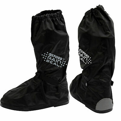 Oxford Bone Dry Rainseal Waterproof Motorcycle Motorbike Over Boots All sizes