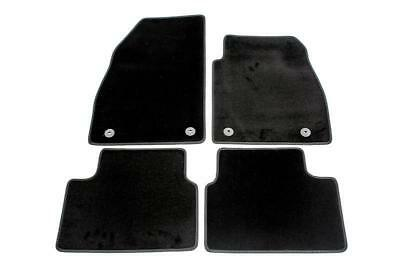 Fully Tailored Car Floor Mats - Opel INSIGNIA Sports Tourer 2008 On, Black