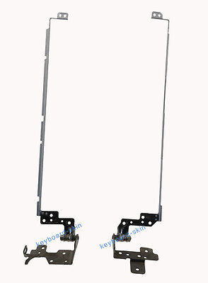 HP Pavilion dv9000 Laptop LCD Display HINGES 432964-001 screen support brackets