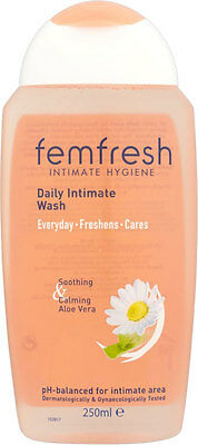 Femfresh Intimate Hygiene Daily Wash (250ml)